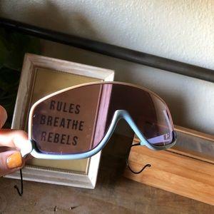 Spyder Accessories - Vintage Spyder aviator ski giggles sunglasses